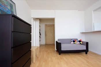Appartement meublé 2 pièces 45,8 m2
