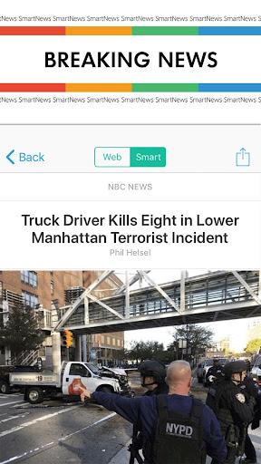 SmartNews: Breaking News Headlines screenshot