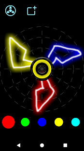 Draw and Spin (Fidget Spinner)- screenshot thumbnail
