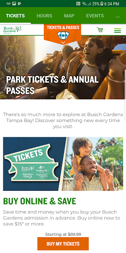 Busch Gardens Discovery Guide 6.1 screenshots 2