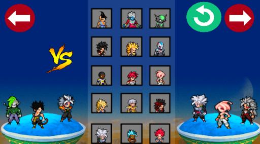 Super saiyan warriors S 1.3 Screenshots 2