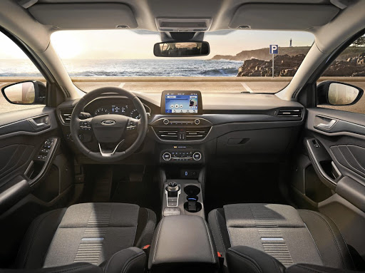 The interior gets more space and more tech. Picture: NEWSPRESS UK