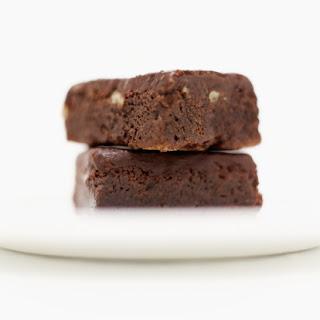 Hazelnut Caveman* Brownies