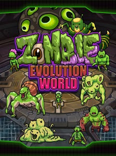 Zombie Evolution World- screenshot thumbnail