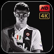 Ronaldo Wallpapers HD 4K icon