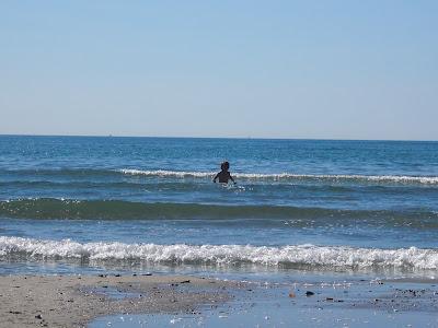 week-end à la mer... dans Incroyable mais vrai !