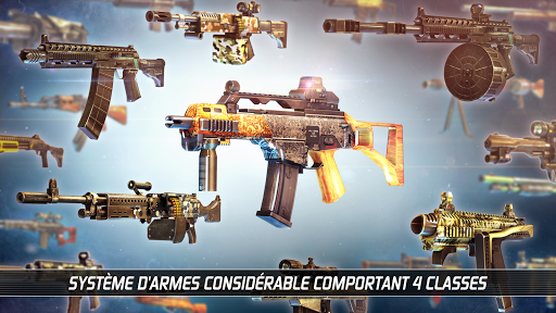 UNKILLED - Shooter de zombies multijoueur  captures d'écran 4