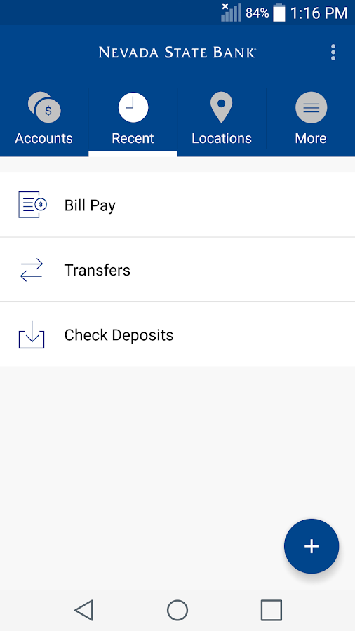 NSBank Mobile Banking- screenshot