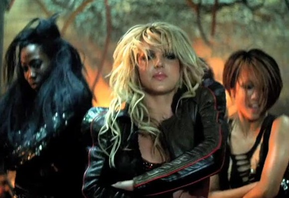 Video Estreno Mundial Britney Spears -