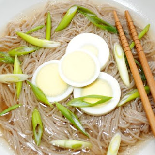 Slow-Cooked Asian-Inspired Rice Noodle Soup