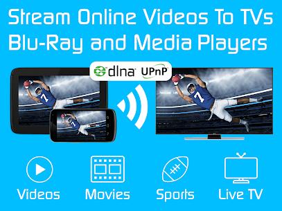 Video & TV Cast + DLNA Player & UPnP Movie Mirror Premium (Cracked) 9