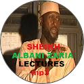 Sheikh Albani Zaria Lectures mp3 icon