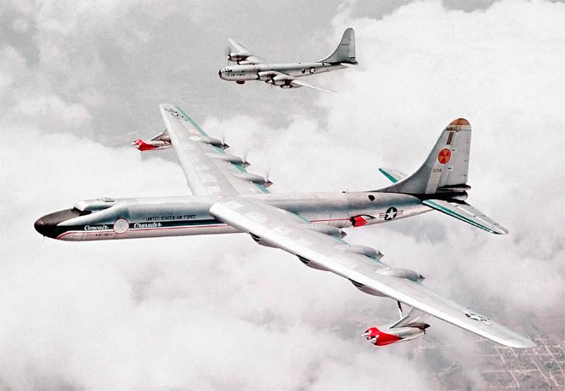 B-36 NUCLÉAIRE!