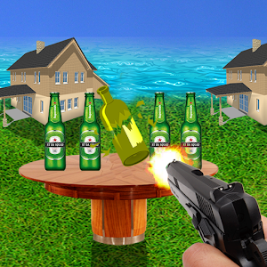 Bottle Shooting Army Expert