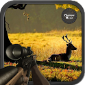 Deer Forest Hunting Games 2016 icon
