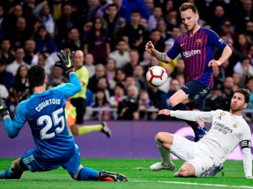 0526aaa76de Rakitic goal wins El Clasico for Barcelona