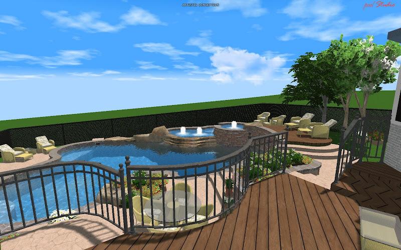 Design software for Pool design software free online