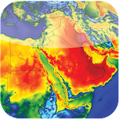 ArabiaWeather Maps