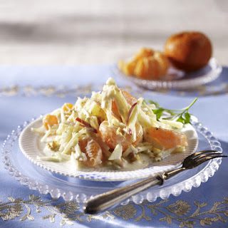 Waldorf Salad with Clementines.