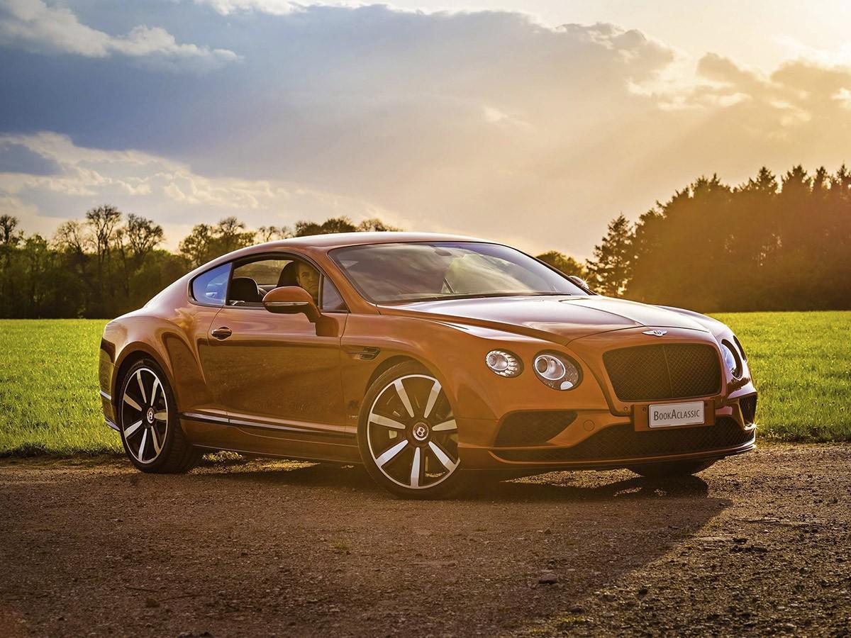 Bentley Continental Gt Hire Donington Park
