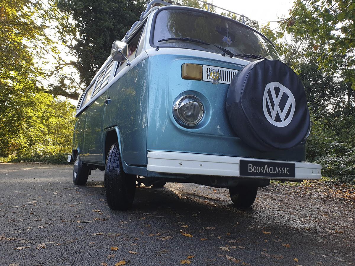 Volkswagen T2 Bay Hire Addlestone