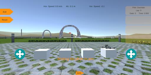 Drone Racing FX Simulator - Multiplayer 1 screenshots 1