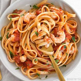 Seafood Pasta Tomato Sauce Recipes