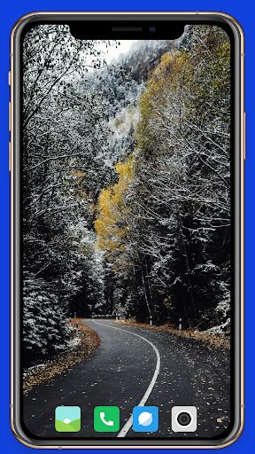 Road Wallpaper HD screenshots 1