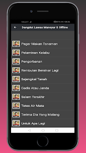 Kumpulan Dangdut Lawas Mansyur S Offline 5.0 Android Mod APK 2