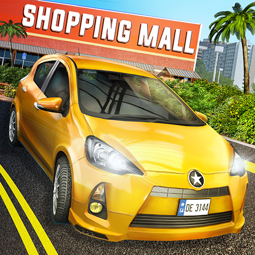 Shopping Mall Car Driving