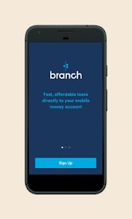 Branch - Personal Finance App Screenshot