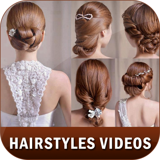 Hairstyle Videos Tutorial For Girls Hair At Home Apps On Google Play