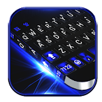 Cool Black Plus Keyboard Theme 1.0