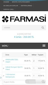Farmasi Kozmetik screenshot 3