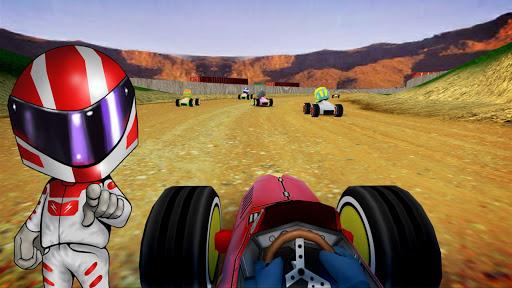 Rush Kart Racing 3D  gameplay | by HackJr.Pw 3