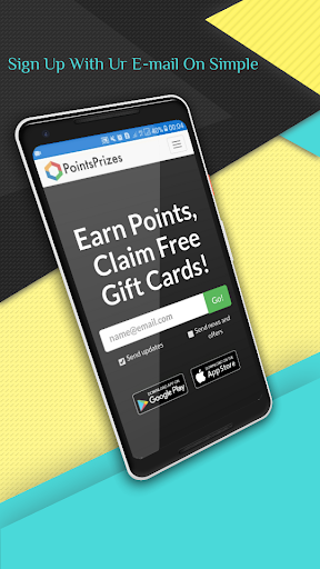earn money prizes - screenshot