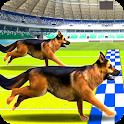 Dog Race Game: New Kids Games 2020 Animal Racing icon