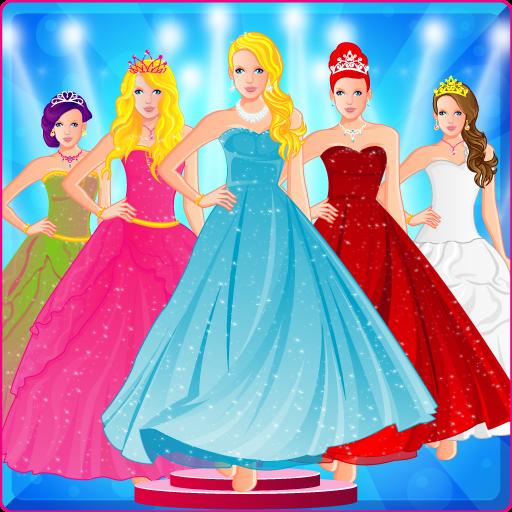 Princess Dress Up Beauty Salon 休閒 App LOGO-硬是要APP