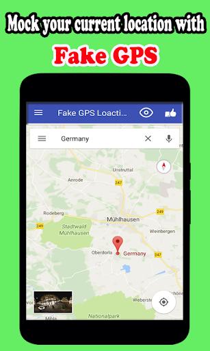 Fake GPS Location Changer 2018  screenshots 2