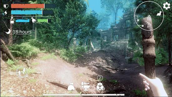 Jurassic Island: Lost Ark Survival v 1 4 8 Hack MOD APK