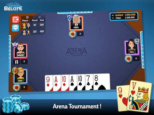 Multiplayer Belote & Coinche 6.5.0 screenshots 10