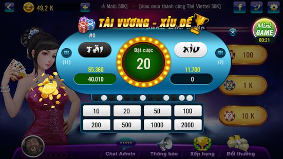 zPlay - Danh Bai Online, Game Danh Bai - náhled