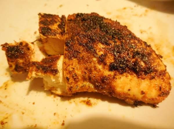 Blackened Chicken Recipe