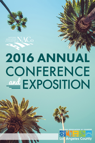 NACo 2016 Annual Conference- screenshot