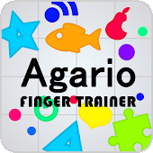 Finger Trainer: Agar.io