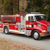 Wallpapers Kenworth Fire Truck