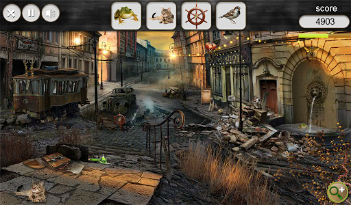 Hidden Object - The Lost Town