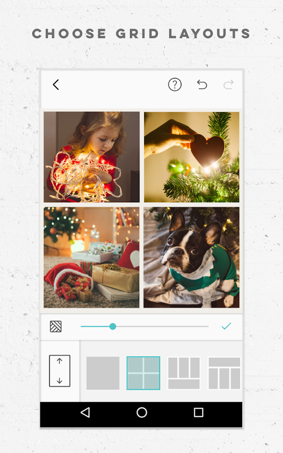 Très Pic Collage - Photo Editor – Applications Android sur Google Play RE59