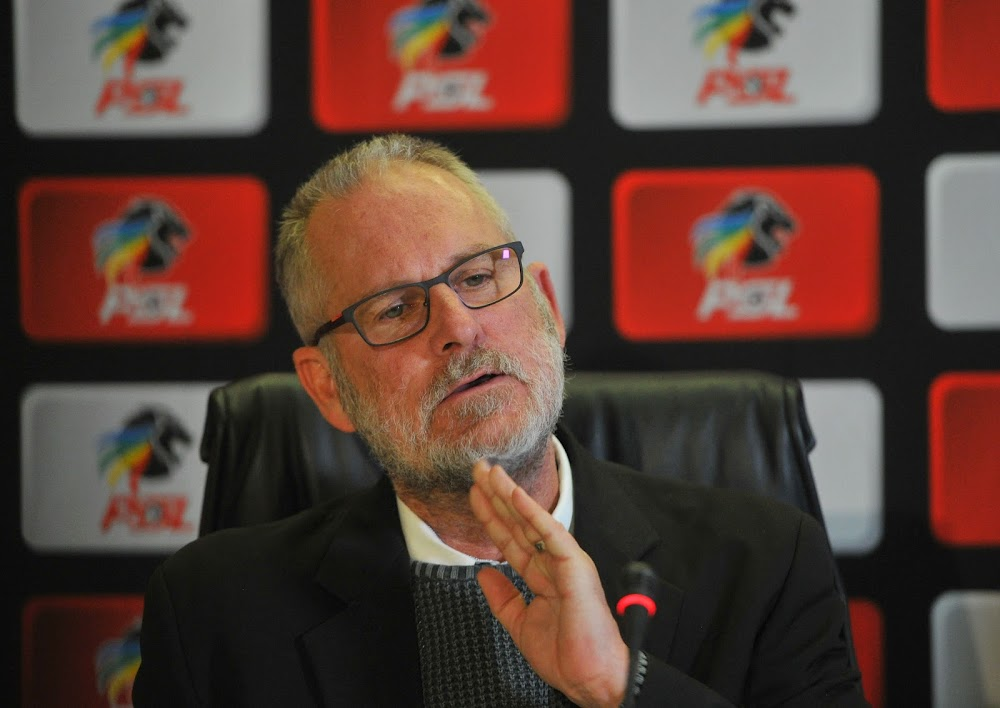 Two prominent PSL officials part of drafting FIFA's response to the coronavirus pandemic