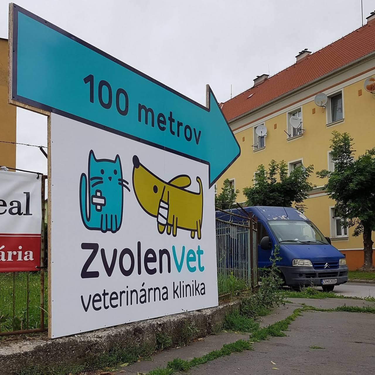 ZvolenVet - Veterinárna Klinika - Veterinárna pohotovosť vo Zvolene 91eacf821b8
